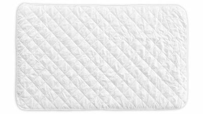 Little One's Pad Pack N Play Crib Mattress Cover - Fits ALL Baby Portable Cribs