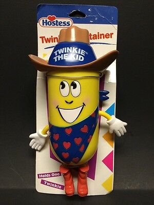 Hostess Twinkie Container Twinkie The Kid