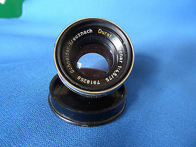 Durst Componar 75mm F4.5 enlager lens 25mm thread (G)