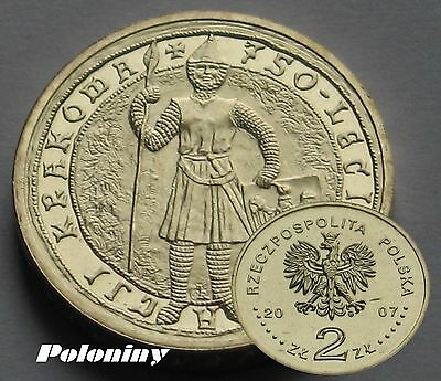 Coin Of Poland - 750 Years Of Krakow Cracow (Mint)