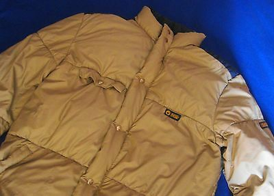JACKET duvet vintage 80's  CIESSE TG.50 circa XL made in Italy  RARE