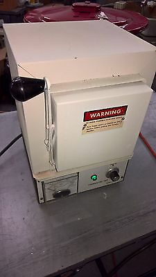 Thermolyne 1500 Watt Furnace Mode  l# F-B1415M 120V