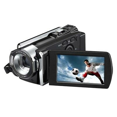 "HD 20MP 1080P 16X ZOOM 2.7"" TFT LCD Digital Kamera Camcorder DV Videokamera @4"