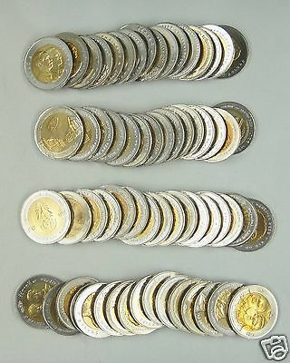 Thailand Commemorative & Ordinary 10 Baht Coins,Fully Set of 63 Pieces,Seldom