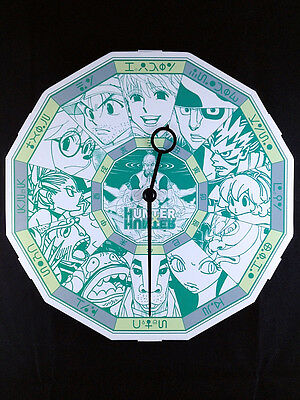 Hunter x Hunter Alluka x Zodiacs Junishin Design Change Clock official Shueisha