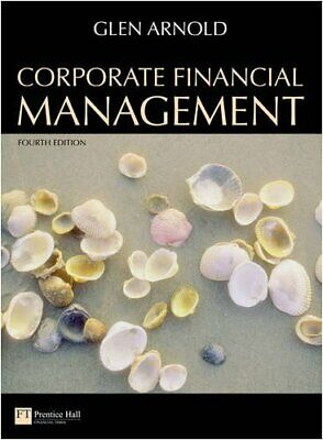 Corporate Financial Management by Arnold, Glen Paperback Book The Cheap Fast