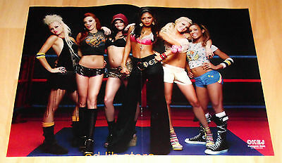 Pussycat Dolls, Orlando Bloom - Fold-Out From Magazine Poster