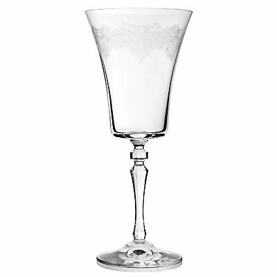 Filigree Wine Goblets 11oz / 310ml - Case of 24 - Vintage Crystal Wine Glasses