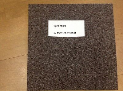 Heavy Duty Quality Carpet Tiles Suitable for Domestic, Retail or Office Flooring