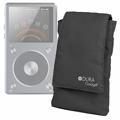 Black Lightweight Nylon Case For The FiiO X3 MP3 Player