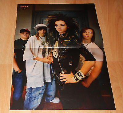 Tokio Hotel, Ola - Fold-Out From Magazine Poster
