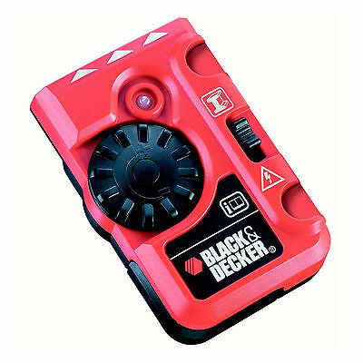 Black & Decker BDS200 Wall Scanner & Detector for Cables, Pipes & Wires