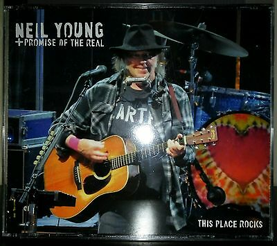 Neil Young & Promise Of Real - This Place Rocks - Crystal Cat 2016 ***new***
