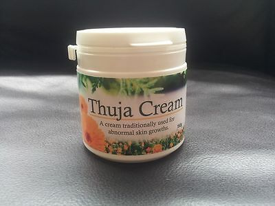 Thuja Equestrian Horse Herbal Cream, 100% Natural - 150G Buy It Now