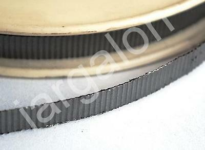 """Flexible Graphite Tape 1/4"""" Crinkled Corrugated Strip Packing 50 Feet NEW"""