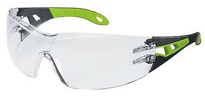 5 Pairs of NEW Safety Glasses UVEX  - Clear Lens