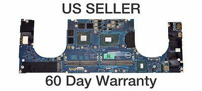 Dell XPS 15 9550 Laptop Motherboard w/ Intel i7-6700HQ 2.6GHz CPU Y9N5X