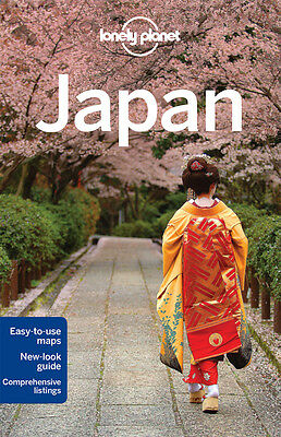 Lonely Planet JAPAN 14 (Travel Guide) - BRAND NEW PAPERBACK