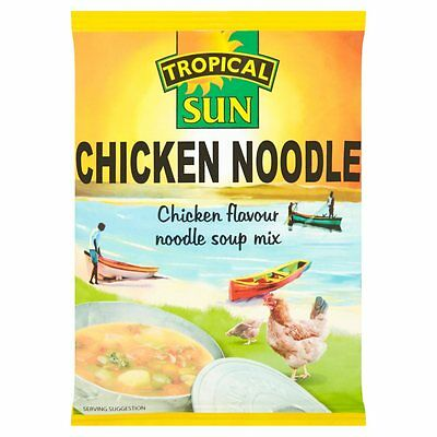 Tropical Sun Chicken Noodle Soup 60g (Pack of 12)