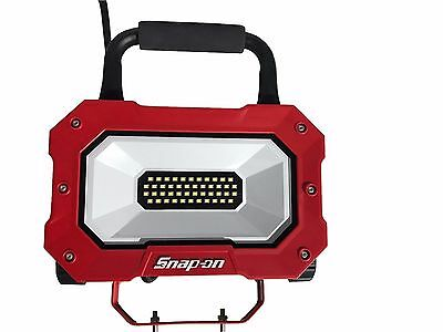 Snap-On LED Worklight 2000 Lumens with Tilting Head & Stand - Dry Indoor/Outdoor