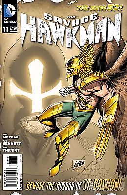 Savage Hawkman #11 (DC)