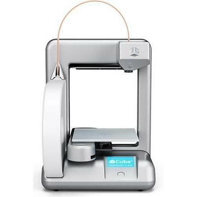 Cubify 382000 Cube Plastic 3D Printer 2nd Gen -- Silver  @ BARGAIN PRICE @