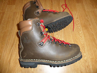 Alico New Guide Perwanger Leather Mountaineering Boots Men's 10.5 M Rtl $420