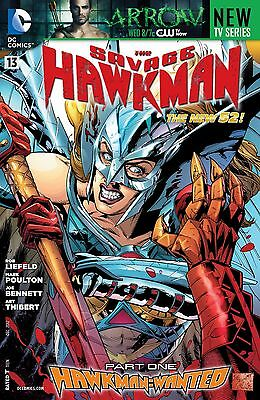 The savage Hawkman #13 (DC)