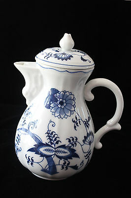 Blue Danube Four-Cup Coffee Pot Teapot With Lid- Excellent