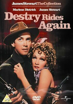 Destry Rides Again [DVD] - DVD  VOVG The Cheap Fast Free Post