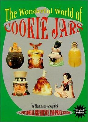 The Wonderful World of Cookie Jars : A Pictorial Reference and Price Guide