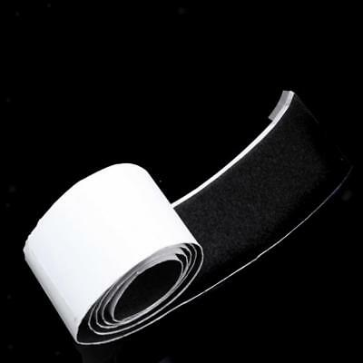 1M Long Self Adhesive Sticky Hook & Loop Fastener Stick-on Tape 50mm Wide