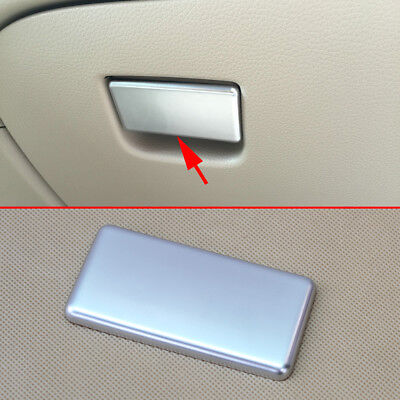 For Nissan Rogue Sport Qashqai XTrail Interior Storage Box Handle Switch Cover