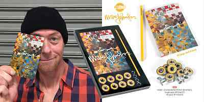 Andale Marc Johnson Pro Rated Bearings w/ Free Sketch Book