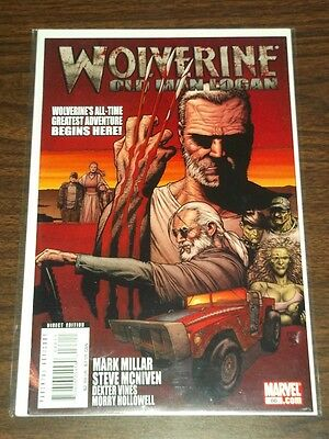 Wolverine #66 Vol 3 Marvel Comics 1St Appearance Old Man Logan August 2008