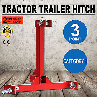 Tractor Trailer Hitch Receiver Heavy Duty Industrial Receiver 3 Point Best Price