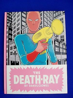 Death Ray: Dan Clowes. Hard Cover. 1st. new.