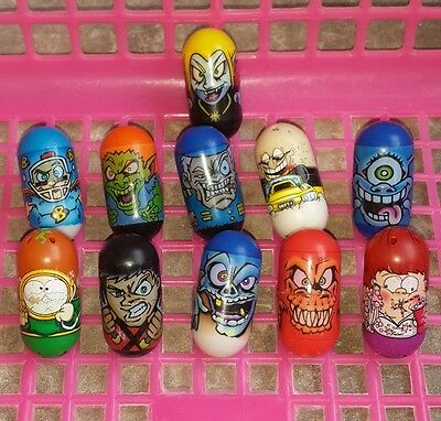 Mighty Beanz 11 Total