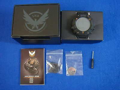 Tom Clancy's The Division Replica Digital Watch Collectors Sleeper Agent Edition