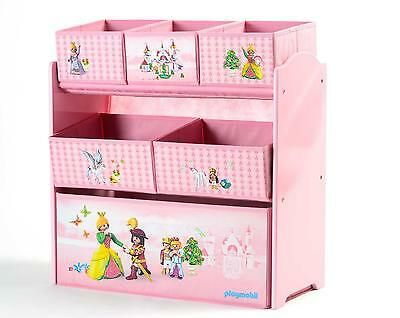 Playmobil Etagere A Casiers - Princesses My Note Deco 0