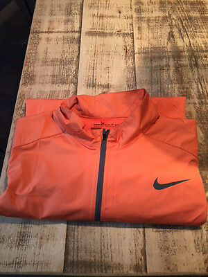 New Nike Golf Hyperadapt Half Zip Wind Jacket  - Size XL RRP £107