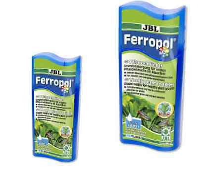 JBL Ferropol 100ml or 250ml PLANT FERTILISER