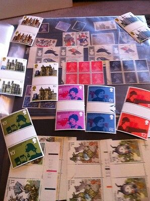 Mostly Mint Lot Of Stamps
