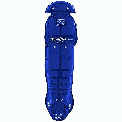 "NEW Rawlings 76 DCW 14.5"" Youth Baseball Leg Guards 76DCW"