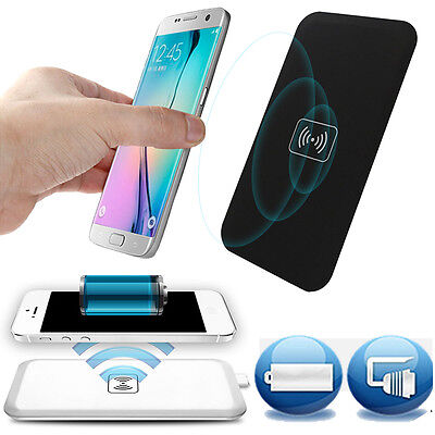 Universal Qi Wireless Charger Charging Dock for Samsung Galaxy Note7 S7 iPhone7