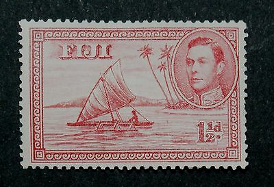 Fiji 1 1/2d Red SG252 unmounted