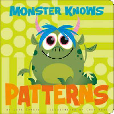 Monster Knows Patterns by Lori Capote