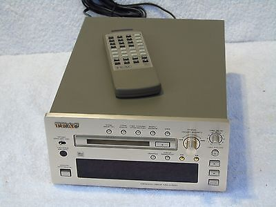 Teac MD-H300 Reference 300 Series MiniDisc Recorder Player + Remote Control Unit