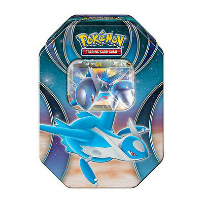 Pokemon TCG Power Beyond Latios EX Tin