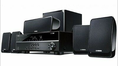 Home Theatre Yamaha YHT-196 HTR 2064 + Casse 5.1 Complete
